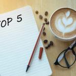 人気のポスティング記事ベスト5(2020年1月から3月)