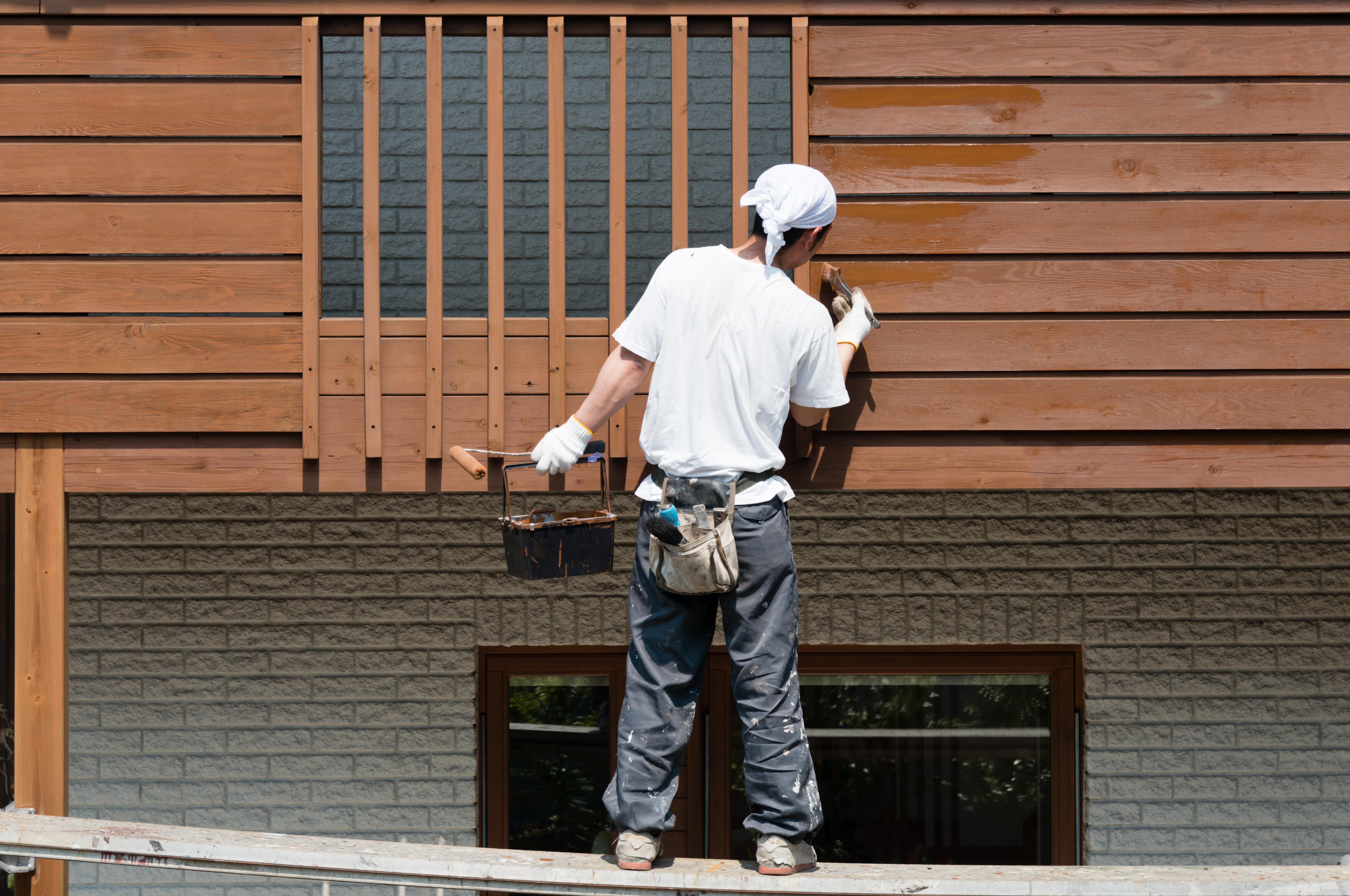 外壁塗装 チラシ集客